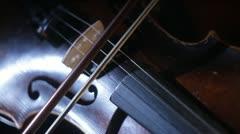 Fiddle 05 - stock footage