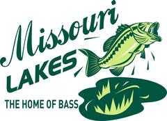 Stock Illustration of largemouth bass missouri lakes