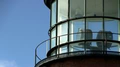 Light house Martha's Vineyard; 9 Stock Footage
