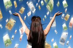 Stock Photo of money concept.