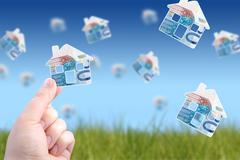 real estate concept. - stock illustration
