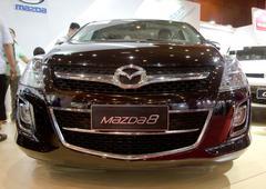 Mazda 8 Stock Photos