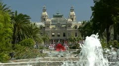 casino de monte carlo 5 - stock footage