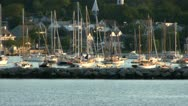 Stock Video Footage of Vineyard Haven Martha's Vineyard; 4