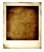 Old polaroid Stock Photos