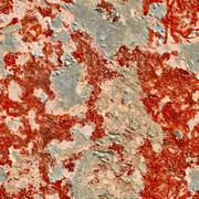 Seamless texture - old paint rusty surface Stock Photos