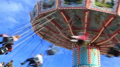 Germany munich oktoberfest Stock Footage