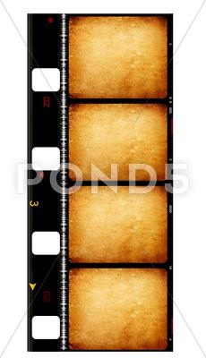 Stock Illustration of VINTAGE FILM