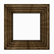 OLD PICTURE FRAME Stock Photos