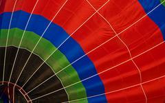 Balloon envelope Stock Photos