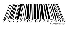 BAR CODE - stock illustration