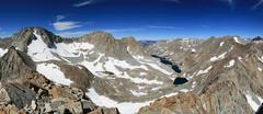 darwin basin panorama - stock photo