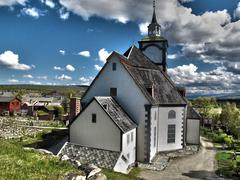 Church, Røros, Norway - stock photo