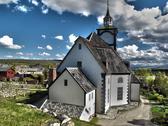 Church, Røros, Norway Stock Photos