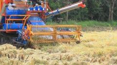 Car harvest Stock Footage