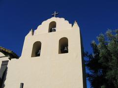 Santa Maria California scenic church Stock Photos