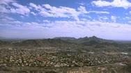 Phoenix Timelapse Stock Footage