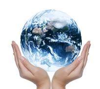Stock Illustration of earth globe