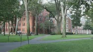 Stock Video Footage of Harvard Cambridge