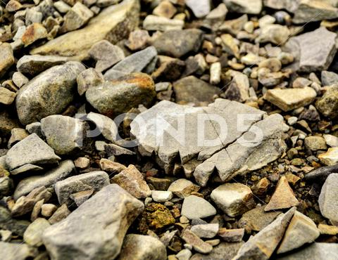 Stock photo of sandstone rock