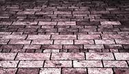 Old pink tile Stock Photos