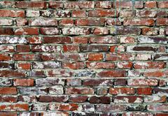 Stock Photo of brick wall wallpaper