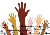Human rights Stock Illustration