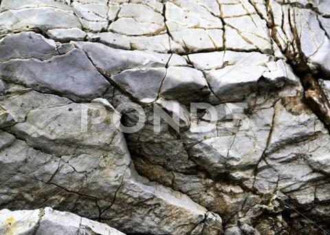 Stock photo of limestone rock texture