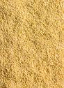 Millet grains background Stock Photos
