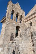 Zakynthos St Nicholas kirkon kellotorni Kuvituskuvat