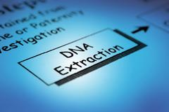 dna extraction - stock photo
