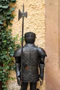 Medieval armor Stock Photos