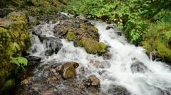 Cascading Stream 02 - stock footage