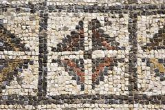 roman mosaics - stock photo