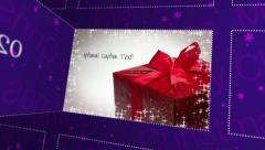 Stock After Effects of Advent Calendar Slideshow After Effects Template