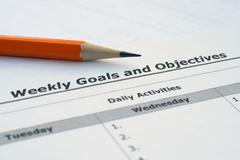 goals and objectives - stock photo