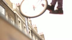 halfpipe5 - stock footage