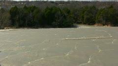 Powerful Flood Waters 4 Stock Footage