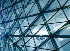 modern architecture detail Stock Photos