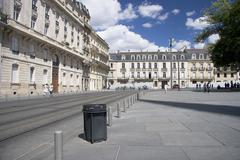 bordeaux cityscapes series - stock photo