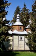 Stock Photo of ancient church in perejaslav