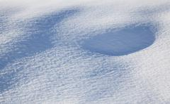 snow background 3 - stock photo