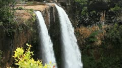 Waterfalls 1 Stock Footage
