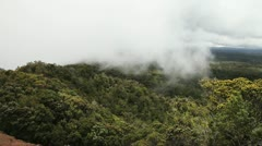 Stock Video Footage of Tropical Hillside