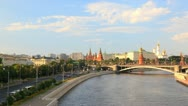 Stock Video Footage of Kremlin timelapse