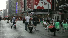 Times Square 49 Stock Footage