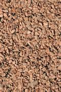 gravel background - stock photo