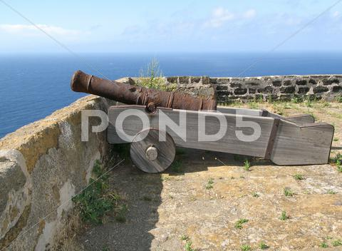 Stock photo of Cannon