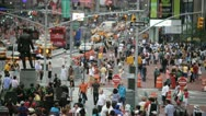 Times Square 48 Stock Footage
