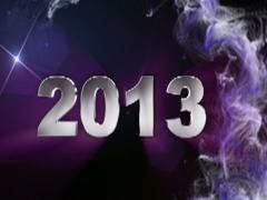 2013 text BLUE 2 320x240 - stock footage